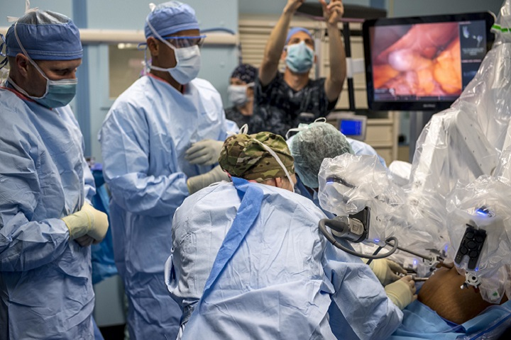 Surgical Error Cases in Military and VA Hospitals